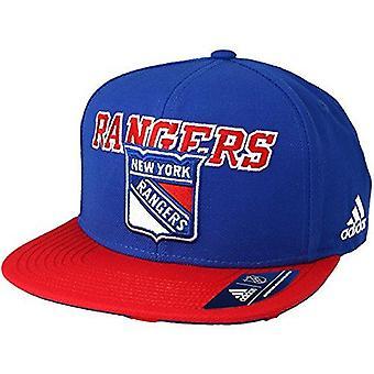 Squadra di Adidas Bruins Dassler 2-tono NHL Snapback Cap