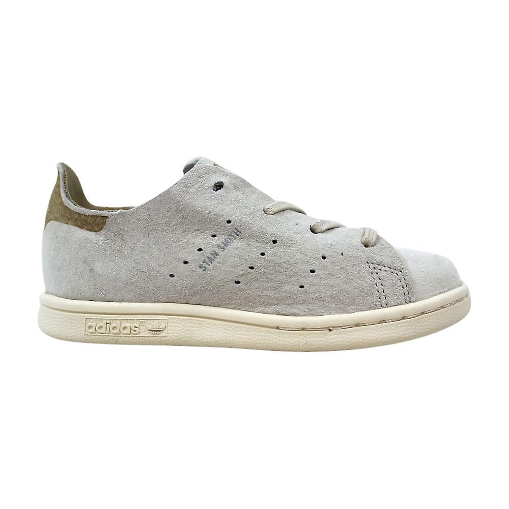 Adidas Stan Smith mode I Toddler gris Navy rouge BB2539