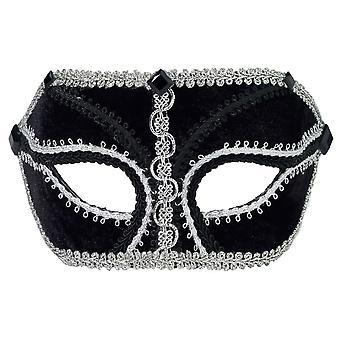Venetian Glasses Black