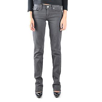 Ralph Lauren Grey Cotton Jeans