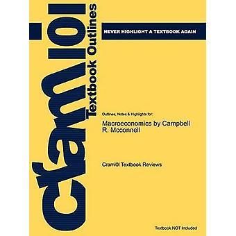 Studyguide per macroeconomia da McConnell Campbell r. ISBN 9780077337728 di Cram101 libro recensioni