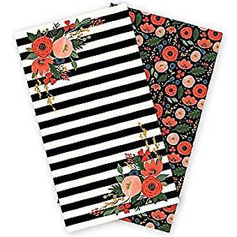 Echo Park Paper Company Full Bloom Travelers Notebook Insert Daily Calendar (TNB1003)