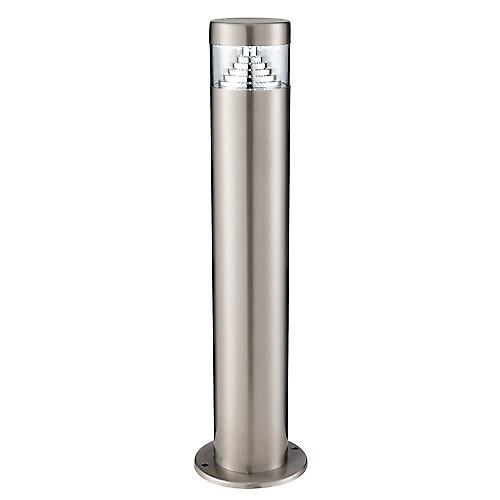 Searchlight 8508-450 Led Outdoor Stainless Steel Modern Small Bollard 45cm IP44 Rated