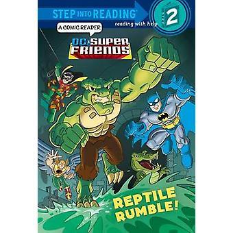 Reptile Rumble! by Billy Wrecks - Erik Doescher - 9780385374033 Book