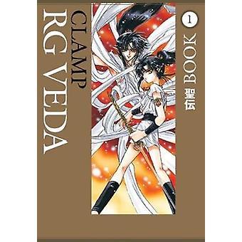 RG Veda Omnibus Volume 1 - Volume 1 by CLAMP - 9781616559885 Book
