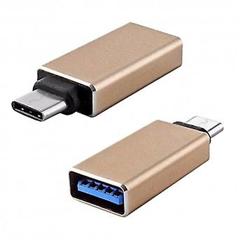Adapter USB A Female to USB C male