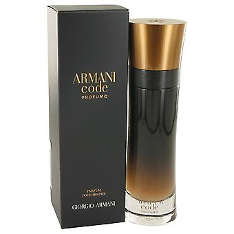 Armani Code Profumo by Giorgio Armani Eau De Parfum Spray 3.7 oz / 109 ml (Men)