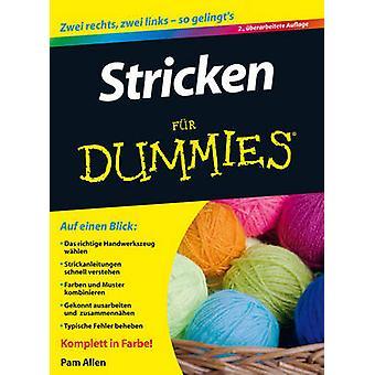 Stricken Fur Dummies (2nd Revised edition) by Pam Allen - 97835277098