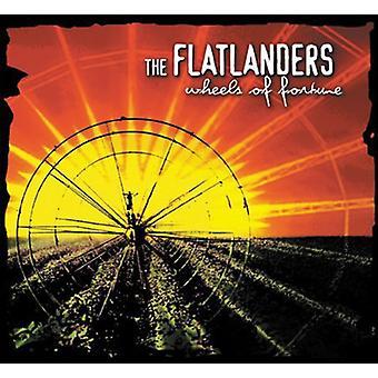 Flatlanders - Wheels of Fortune [CD] USA import