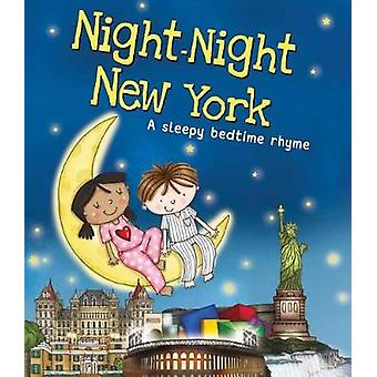 Night-Night New York by Katherine Sully - Helen Poole - 9781492653189