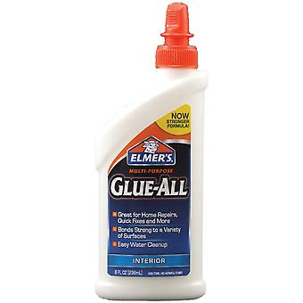 Elmer Glue-All(R) multifonction colle - 8oz E3820