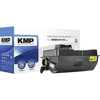 KMP Toner cartridge replaced Kyocera TK-3110 Compatible Black