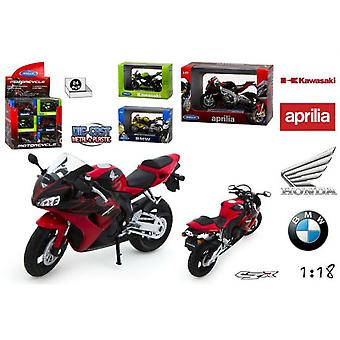 Colorbaby Moto Metal License 1:18 - 4 / S (Kids , Toys , Vehicles , Mini Cars)