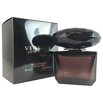VERSACE CRYSTAL NOIR 3oz EDP SP (L)