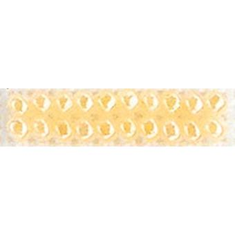 Mill Hill Glass Seed Beads 4.54g-Pale Peach (Light Yellow) GSB-00148