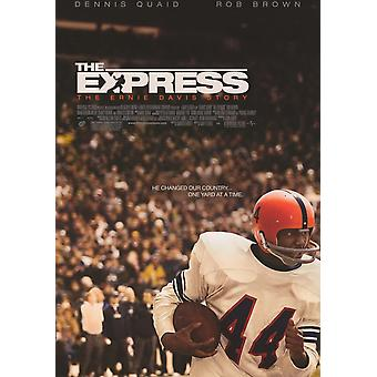 The Express Movie Poster (11 x 17)