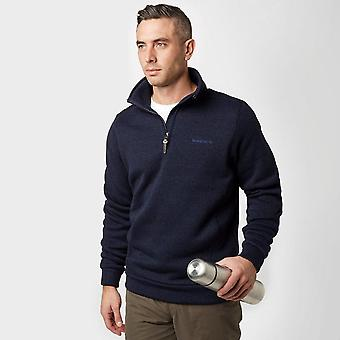 Brasher Men's Rydal Half Zip Knit Fleece
