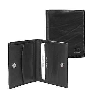 Dr Amsterdam Billfold Canyon Black
