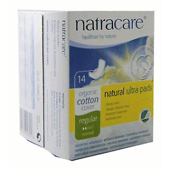 Natracare Regular Compress with Wings