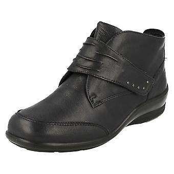Ladies Padders Smart Ankle Boots Tina