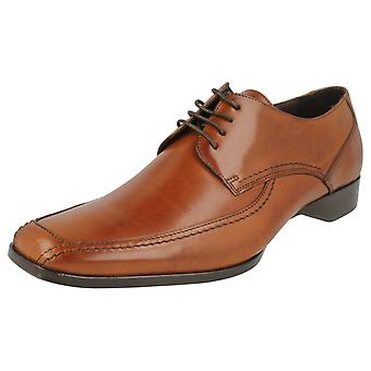 Mens Designer Loake Leather Lace-up Shoes 1369T