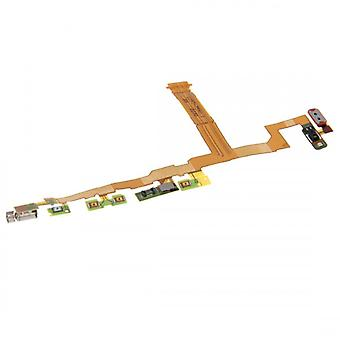 Main of power button volume Flex cable for Sony Xperia Z5 compact (mini)