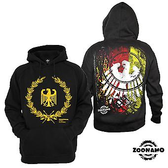 Zoonamo Hoody Germany of classic
