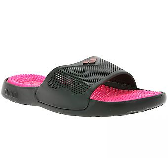 arena shoes slippers Marco X grip polybag + hook black