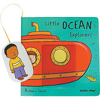 Little Ocean Explorers (Little Explorers) (Board book) by Lewis Anthony