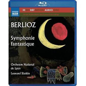 H. Berlioz - Berlioz: Symphonie Fantastique [Blu-ray] USA import