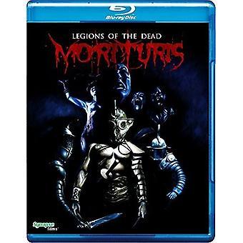 Morituris: Legioner af døde [Blu-ray] USA importen