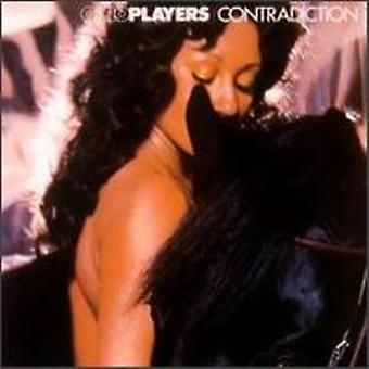 Ohio Players - Contradiction [CD] USA import
