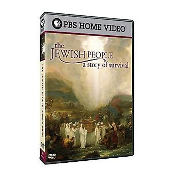 Joodse volk: A Story of Survival [DVD] USA importeren