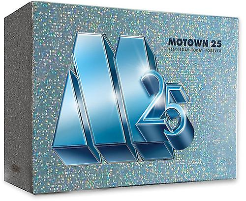 Motown 25: Yesterday Today Forever (6D [DVD] USA import