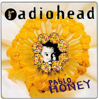 Radiohead - Pablo Honey (180G) [Vinyl] USA importerer