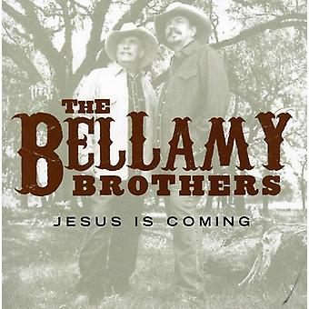 Bellamy Brothers - Jesus kommer [CD] USA import
