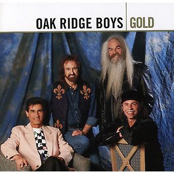 Los muchachos de la Oak Ridge - importar de USA de oro [CD]