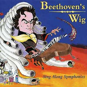 Parrucca di Beethoven - parrucca Beethoven: importazione USA Sing-along sinfonie [CD]