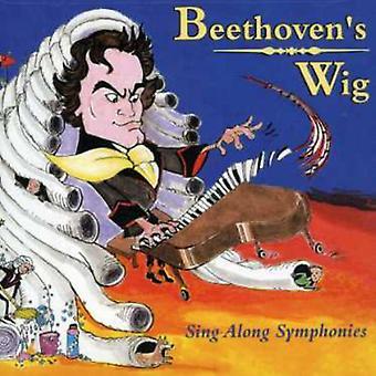 Peluca de Beethoven - peluca de Beethoven: importación de Estados Unidos canciones sinfonías [CD]