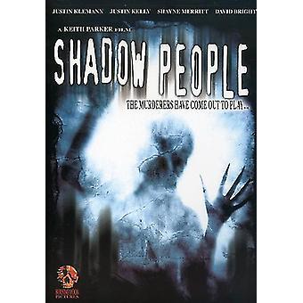 Skygge folk [DVD] USA importerer