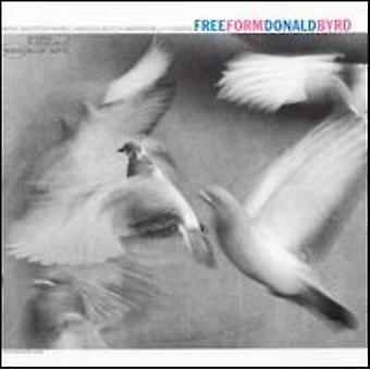Donald Byrd - importación de Estados Unidos de forma libre [CD]