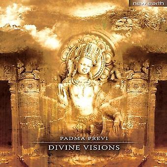 Padma Previ - guddommelige visioner [CD] USA import