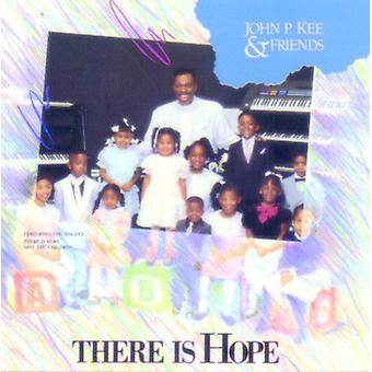 Kee, John P. & Friends - There Is Hope [CD] USA import