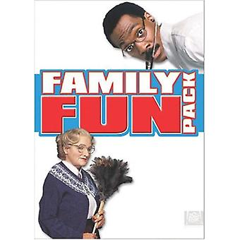 Family Fun Pack [DVD] USA import