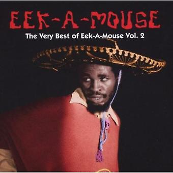 Eek-a-Mouse - Vol. 2-Best of Eek-a-Mouse [CD] USA import