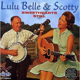 Belle Lulu & Scotty - Sweethearts Still [CD] USA import