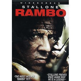 Rambo (2008) [DVD] USA import