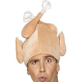 Pollo gallo cappello cappello di Natale Turchia