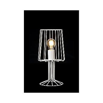 Lucide LOUIS Table Lamp E27 H35 Ø17cm White