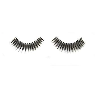 W.A.T Black Spiky False Eyelashes